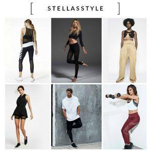 Stellasstyle De online 'go-to' voor modieuze, luxe en unieke sportkleding. Hier vind je alle nieuwe trends in sportmode. Activewear die ook erg mooi is als streetwear.
