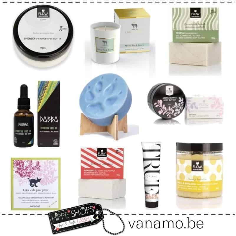 Vanamo Natural Skincare – The Natural Beauty Shop