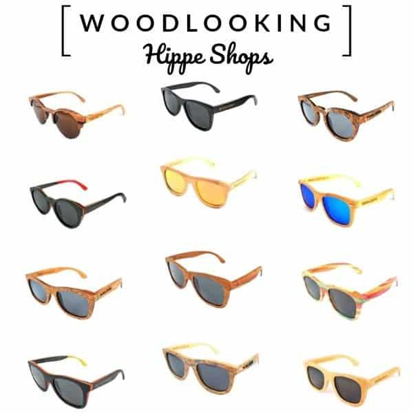 WoodLooking - Houten Zonnebrillen voor Hem en Haar