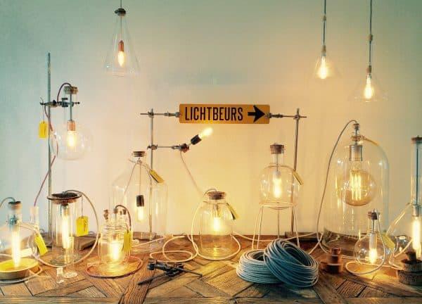 lichtbeurs lampen