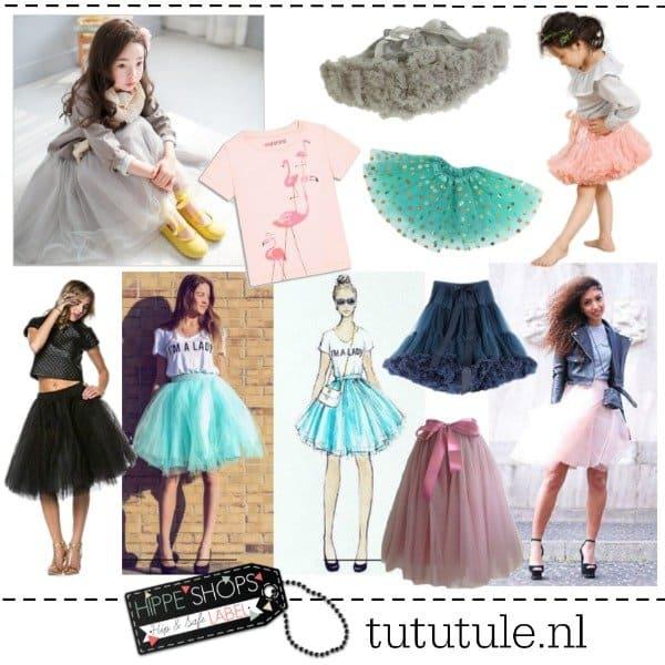 TutuTule.nl – Petticoats, tule rokken en heel veel tutu's
