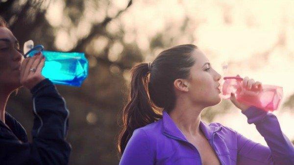 Opvouwbare drinkfles Vapur Shades - Webshop wannahave vd Week
