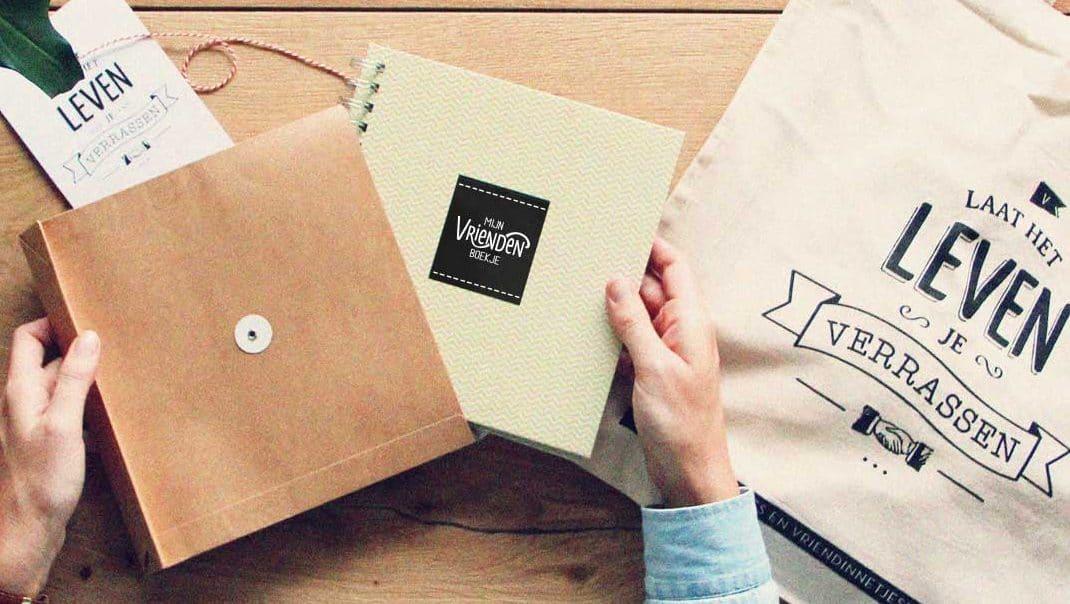 Gepersonaliseerd vriendenboekje – voor een origineel cadeau!