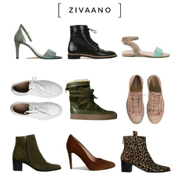 Zivaano - hippe damesschoenen in grote maten, maat 42 t/m 45