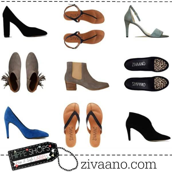 Zivaano – hippe damesschoenen in grote maten