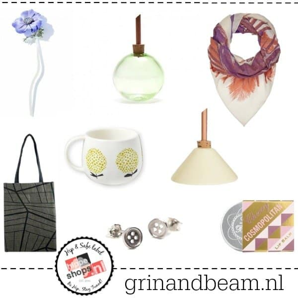 Grin and Beam – hippe musthaves die je nergens anders vindt
