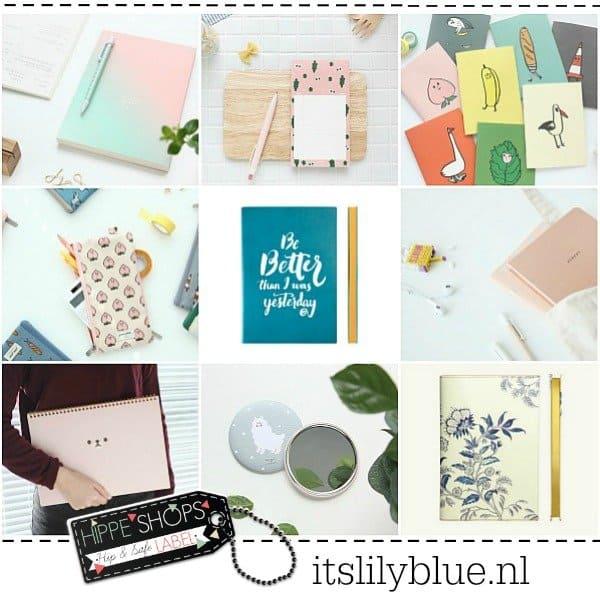 LilyBlue – toffe stationery voor de echte papierliefhebber