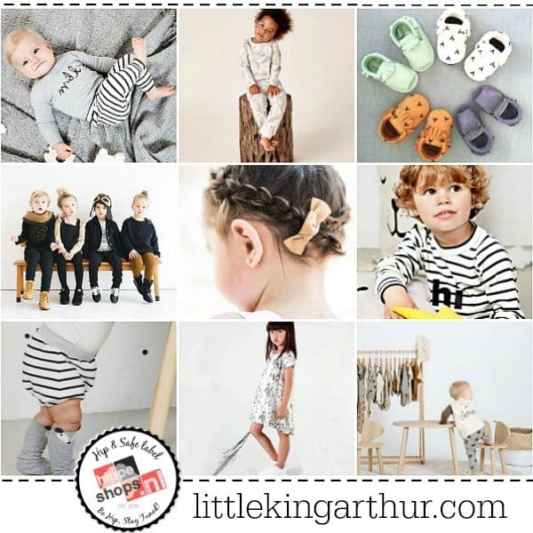 Little King Arthur – 'tiny things for tiny people'