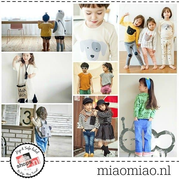 Miao Miao – hippe kinderkleding van exclusieve fashion labels