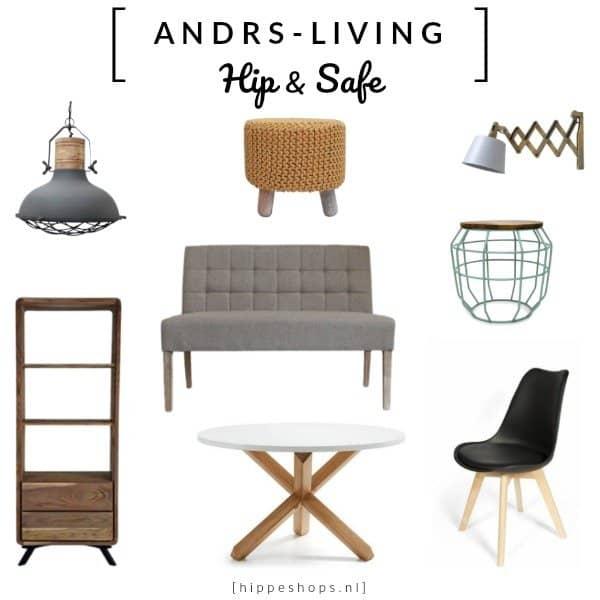 Andrs Living – betaalbaar design meubilair