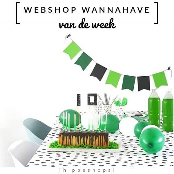 Voetbal Feestdecoratie – Webshop Wannahave van de Week