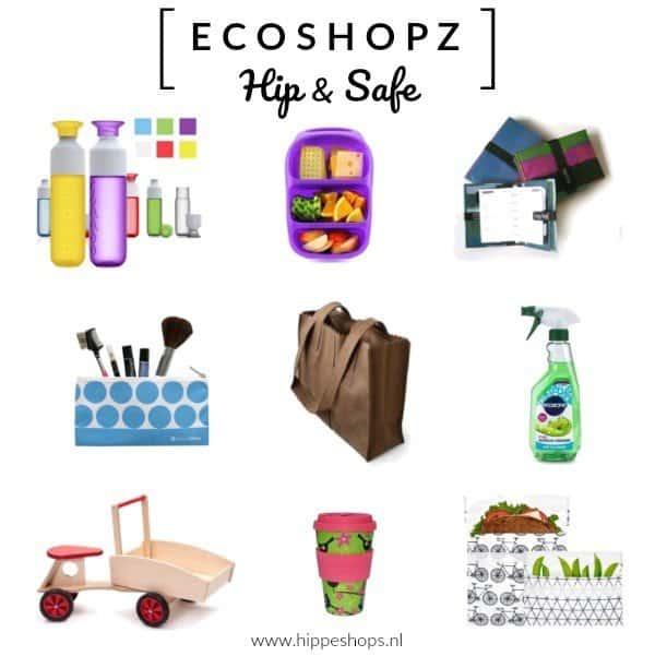 Ecoshopz – milieuvriendelijke producten voor in en om het huis
