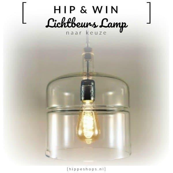 WIN: Lichtbeurs Designlamp naar keuze