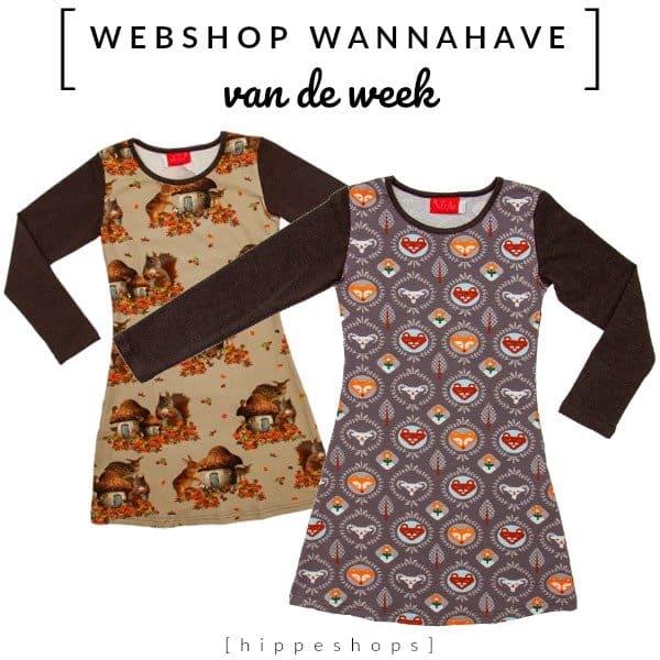 Ninie Herfstjurkjes – Webshop Wannahave van de Week