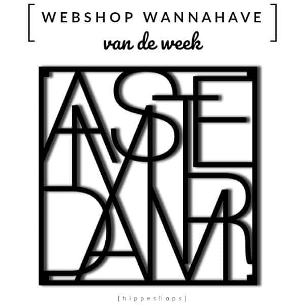 City Trivet Onderzetter – Webshop Wannahave van de Week
