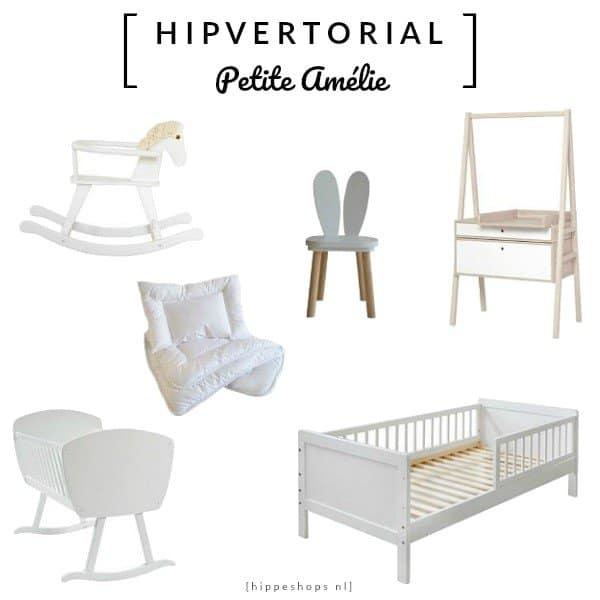 Petite Amélie – unieke meubels en accessoires voor babykamer en kidsroom