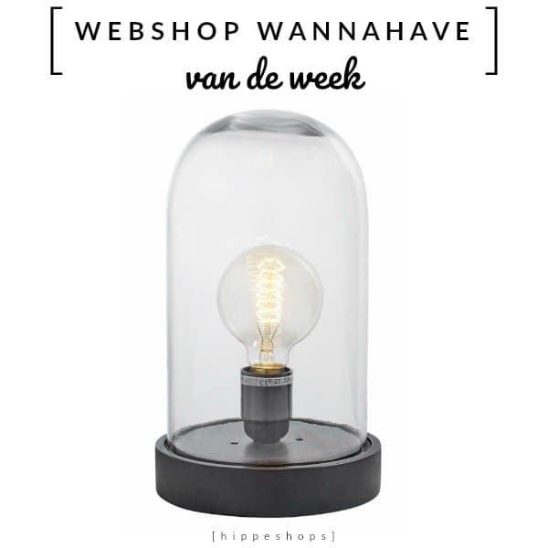 Nordal Tafellamp Dome  [Webshop Wannahave van de Week]
