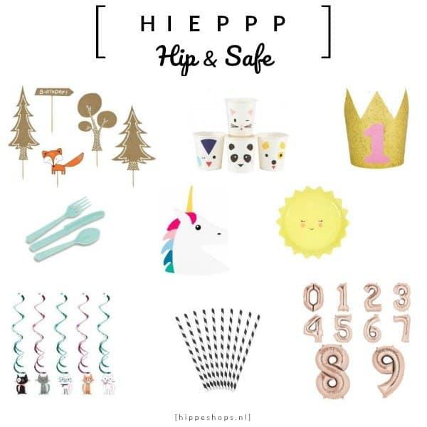 HIEPPP – voor een onvergetelijk feestje