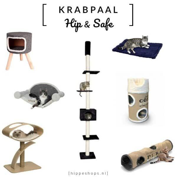Krabpaal.nl – de specialist in krabpalen