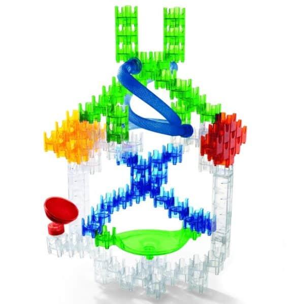 Q-Ba-Maze knikkerbaan Big Box