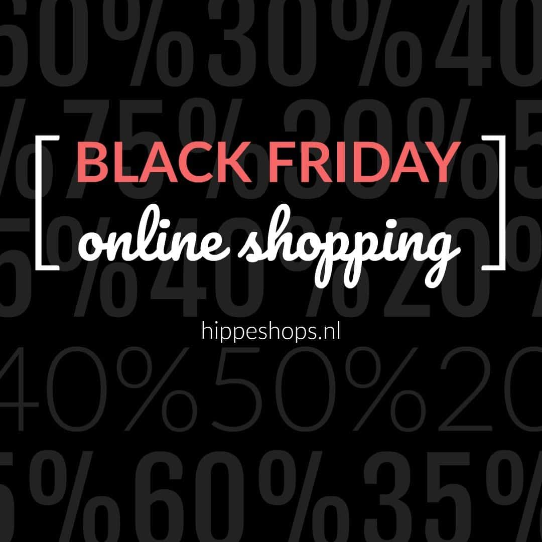 Black Friday Deals bij de Hipste Webshops
