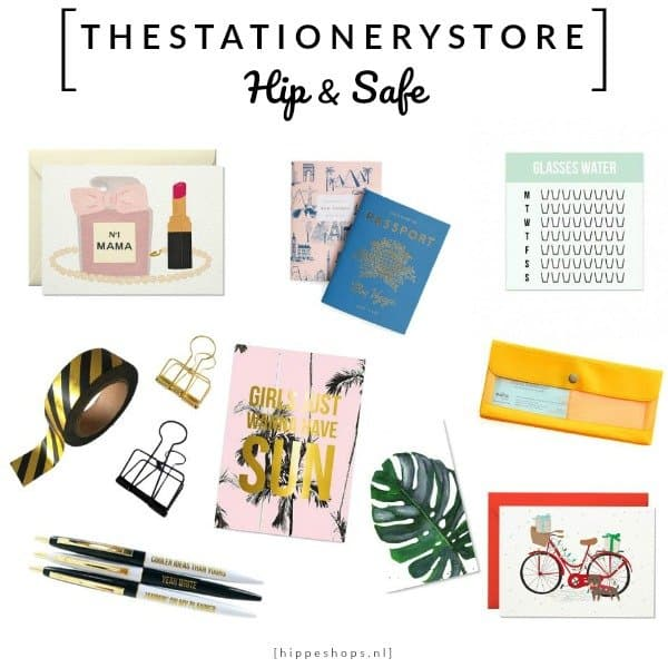 The Stationery Store – Originele wenskaarten & stijlvolle stationery