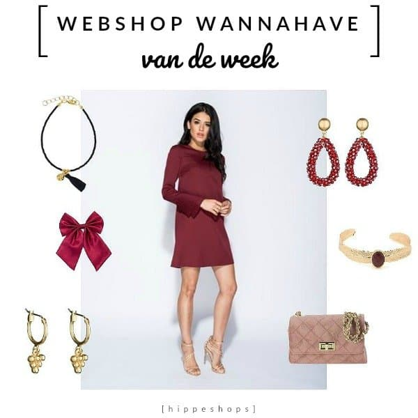 Fashion Favorites party outfit [Webshop Wannahave van de Week]