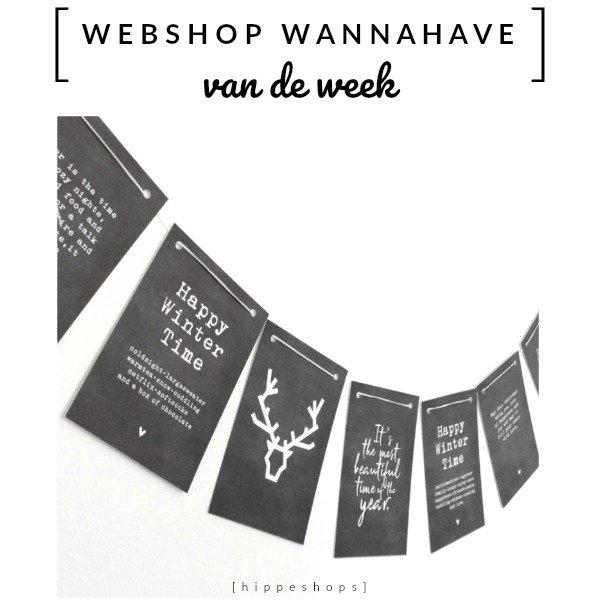Dots Lifestyle Kerstslinger [Webshop Wannahave van de Week]