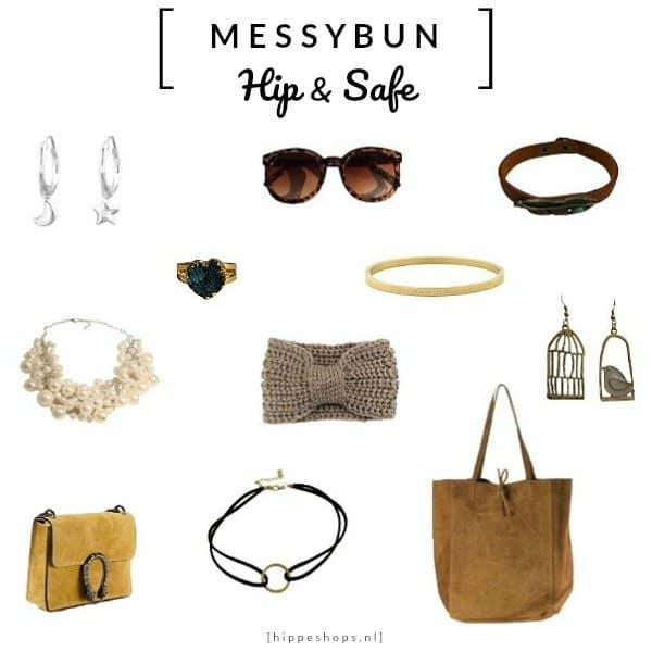 Messybun: Statement Sieraden Webshop