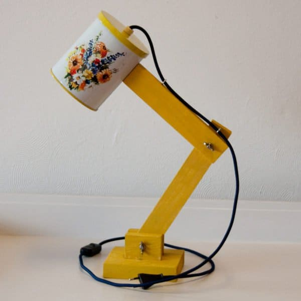 I am recycled - bureaulamp - Hippeshops