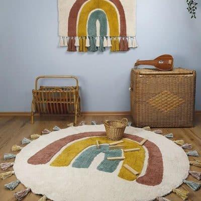 Vloer- en speelkleden voor de kinderkamer