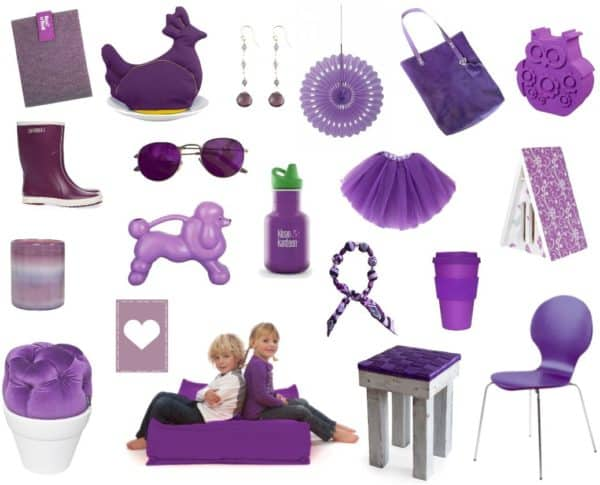 Pantone Ultra Violet Color of the Year 2018