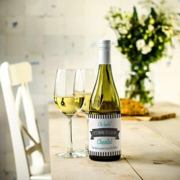 flesje wijn laten bezorgen