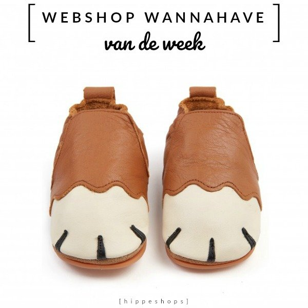 Paws cognac leather Boumy [Webshop Wannahave van de Week]