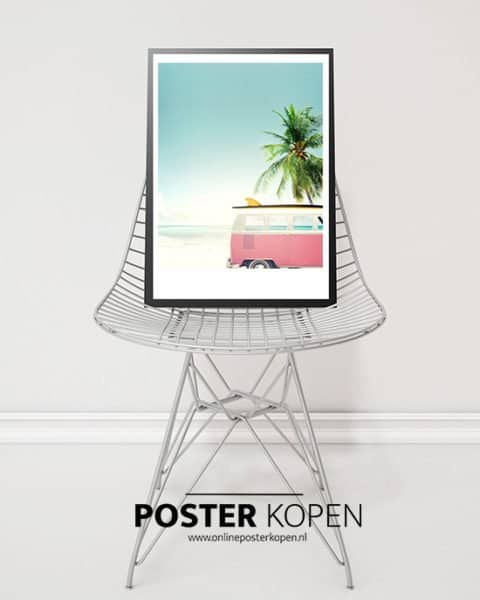 vintage summer - Onlineposterkopen.nl - Hippeshops