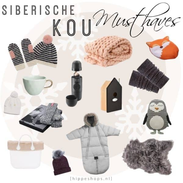 warme musthaves siberische kou
