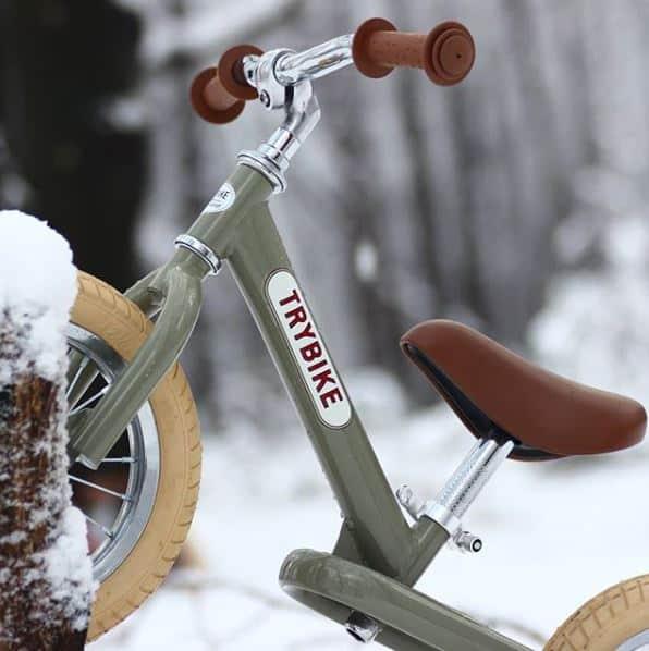 Trybike loopfiets: ontdek de nieuwe trend in leren lopen én fietsen