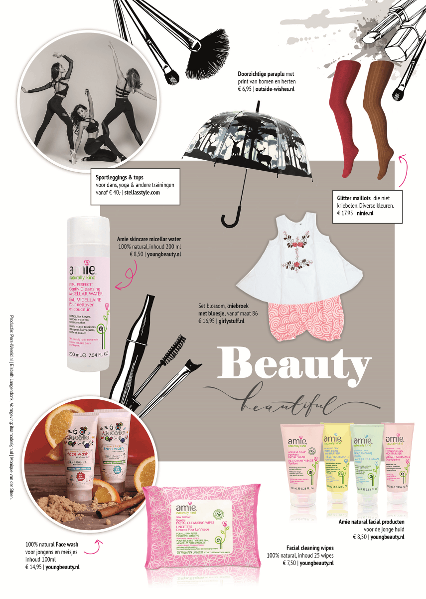 Webshopmagazine Shopping Special 'Beautiful'