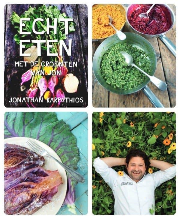 Echt eten met de groenten van Jon, Ecoshopz, gezond eten, moestuin