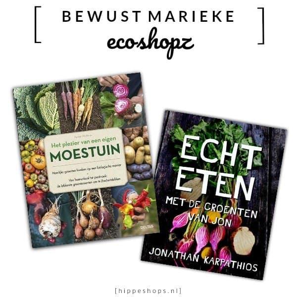 Gezond eten en duurzaam leven met de kookboeken van Ecoshopz