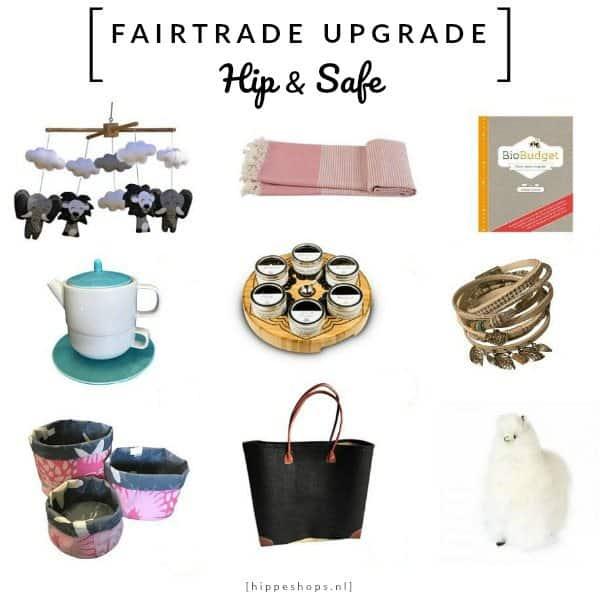 FAIRTRADE UPGRADE - Het hippe warenhuis vol eerlijke handel
