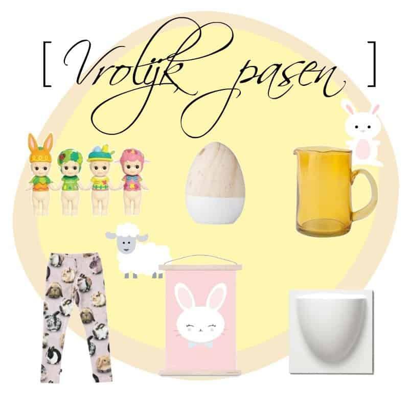 Pasen Inspiratie; de leukste online shopping tips voor een stijlvol lentefeest