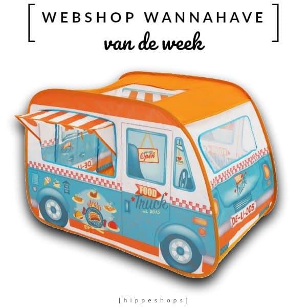 Food Truck Pop-it-up-Speeltent [Webshop Wannahave van de Week]