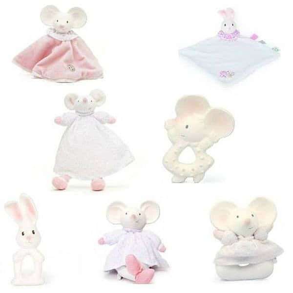 Babyspeelgoed van Meiya & Alvin