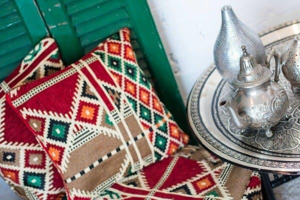 ghalia oriental design geliefd