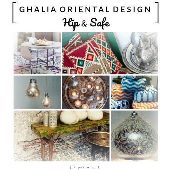GHALIA Oriental Design – sfeervolle oosterse living & lifestyle