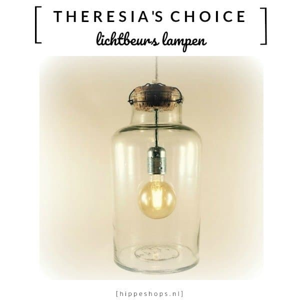 Lichtbeurs lampen met een prachtig design en verhaal