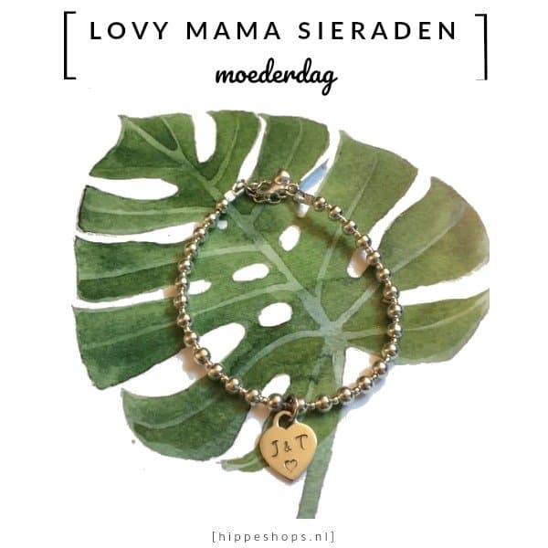 Mama sieraden van LOVY, origineel en persoonlijk