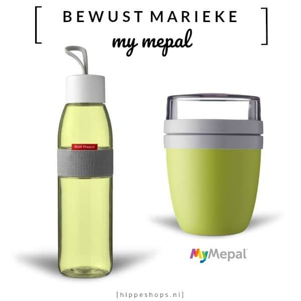 My Mepal gepersonaliseerde lunchpot en drinkfles