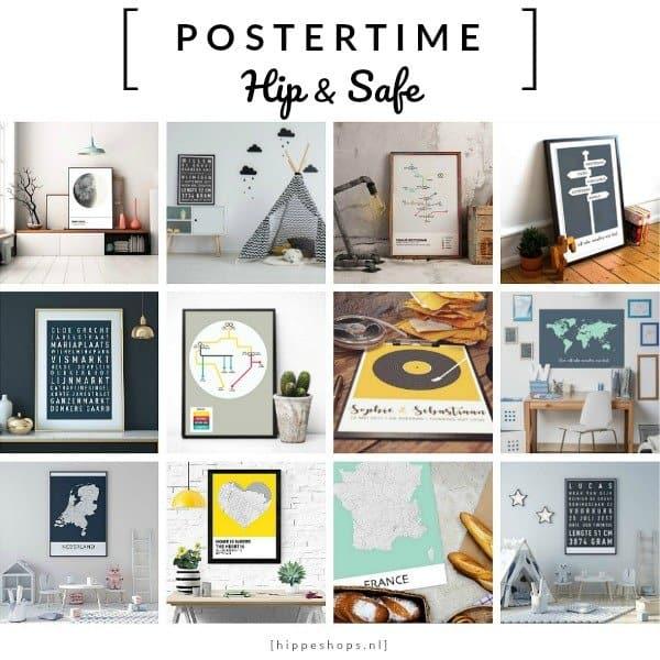 PosterTime: posters voor alle speciale momenten